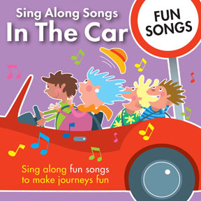 CD Fun Songs (In the Car)
