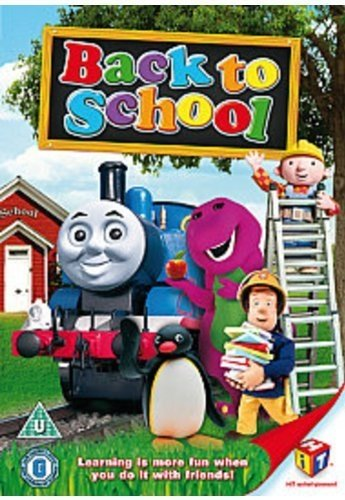 DVD Back to School