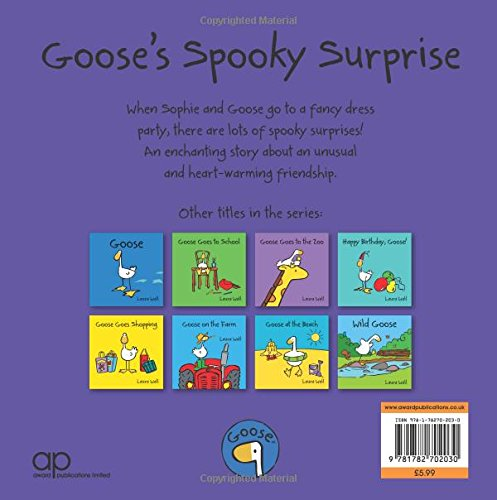 Goose's Spooky Surprise
