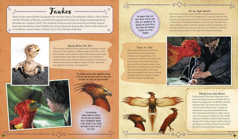 Harry Potter J.K. Rowling's Movie Magic: Curious Creatures