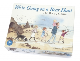 We're Going on a Bear Hunt Board Game