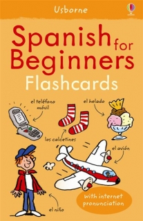 Spanish for Beginners Flashcards