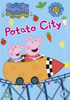 DVD Peppa Pig: Potato City