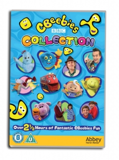 DVD The CBeebies Collection