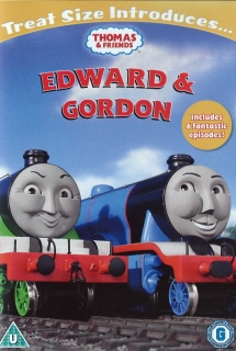 DVD Thomas & Friends Edward & Gordon