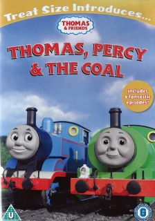 DVD Thomas & Friends: Thomas, Percy & The Coal