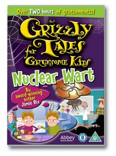 DVD Grizzly Tales For Gruesome Kids
