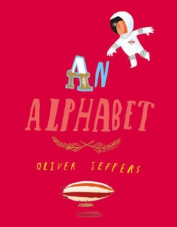 An Alphabet by Oliver Jeffers