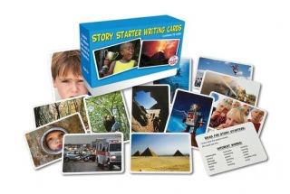 Story Starter Writing Cards