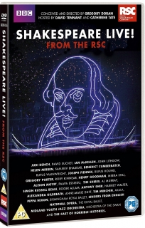 DVD Shakespeare Live!