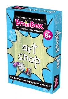 Art Snap Card Game