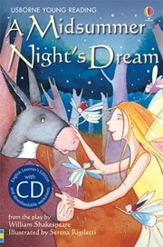A Midsummer Night's Dream + CD