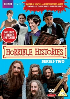 DVD Horrible Histories - Series 2