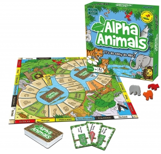 BrainBox Alpha Animals