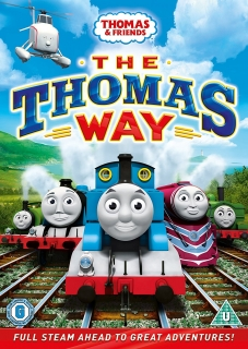 DVD Thomas & Friends: The Thomas Way