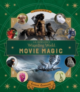 J.K. Rowling's Wizarding World: Movie Magic: Curious Creatures