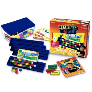 Reading Rods® Sentence Building Reading Kit