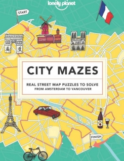 City Mazes (Lonely Planet)