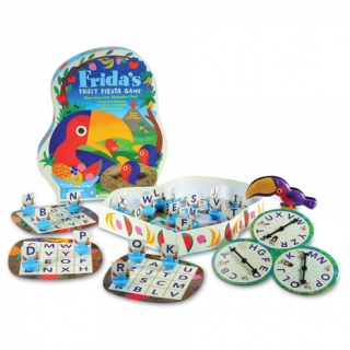 Frida's Fruit Fiesta™ Alphabet Game