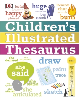 Children's Illustrated Thesaurus (DK)
