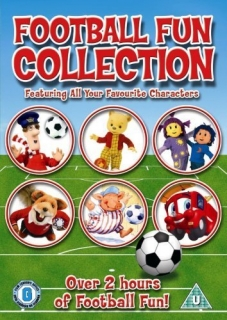 DVD Football Fun Collection