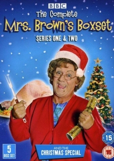DVD Mrs Brown's Boys - Series 1-2 Complete / Christmas Special