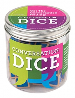 Conversation Dice Game