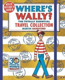 Where's Wally? The Travel Collection 7 knih v 1