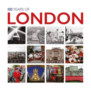 100 Years of London fotografie Londýna