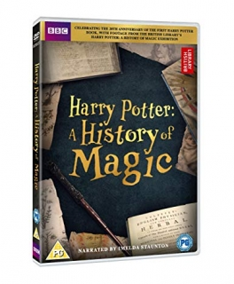 DVD Harry Potter: A History of Magic
