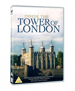 DVD Inside The Tower of London