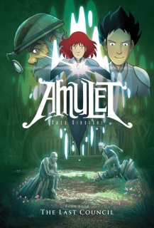 Amulet: The Last Council komiks v angličtině