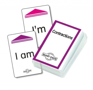 Contractions Chute Cards