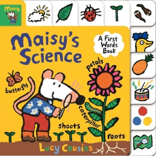 Maisy's Science: A First Words Book
