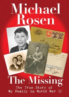 The Missing by Michael Rosen životopisná kniha
