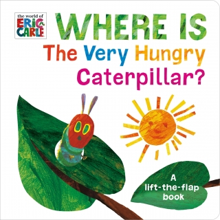 Where is the Very Hungry Caterpillar? Kde je hladová housenka?