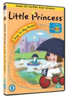 DVD Little Princess: I Want to Play Pirates pohádky v angličtině