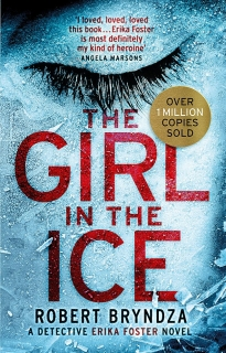 The Girl in the Ice / Dívka v ledu kniha v angličtině