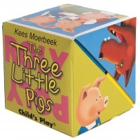 Roly Poly Three Little Pigs