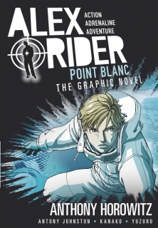 Point Blanc Graphic Novel - komiks