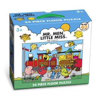 Mr. Men Little Miss FLOOR PUZZLE