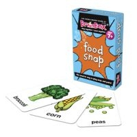 Food Snap Card Game