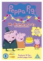 DVD Peppa Pig: My Birthday Party