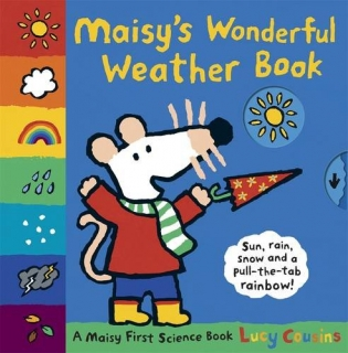 Maisy's Wonderful Weather Book počasí anglicky