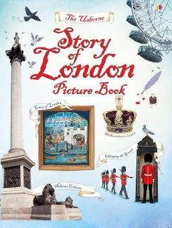 Story of London Picture Book (pevná vazba)