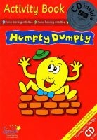 Activity Book: Humpty Dumpty (vč. CD)