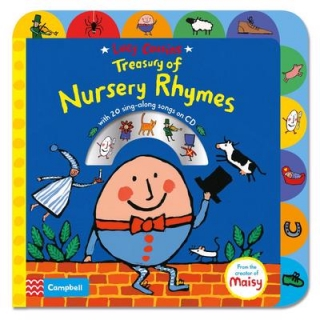 Treasury of Nursery Rhymes Book and CD