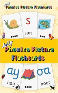 Jolly Phonics Picture Flash Cards angličtina 1. stupeň ZŠ