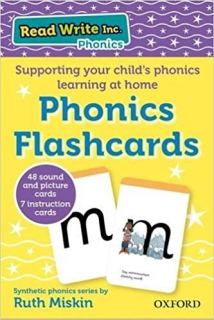 Read Write: Phonics Flashcards anglická abeceda