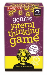 Einstein² Genius Lateral Thinking Game